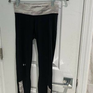 UNDER ARMOUR COLD GEAR FITTED Poly Spandex XS